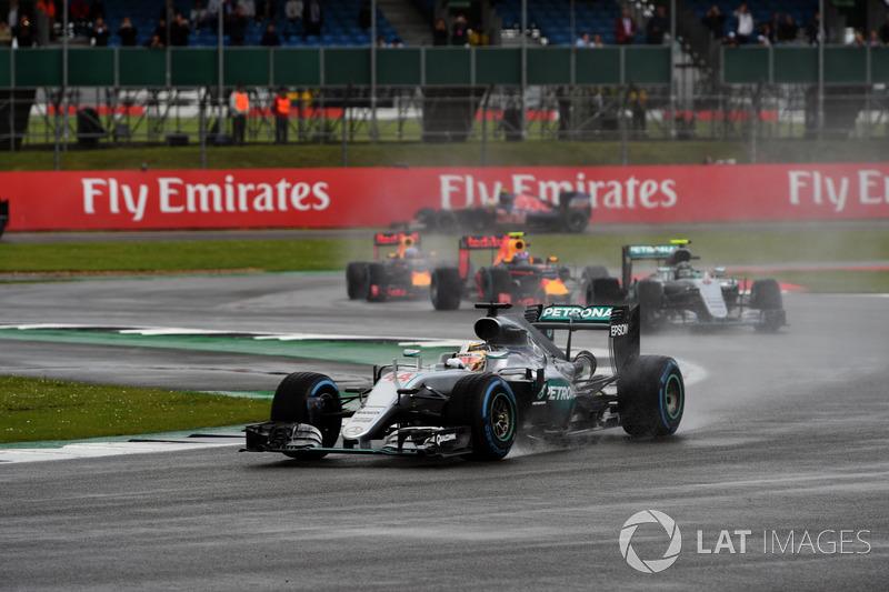 Льюис Хэмилтон, Mercedes-Benz F1 W07 Hybrid