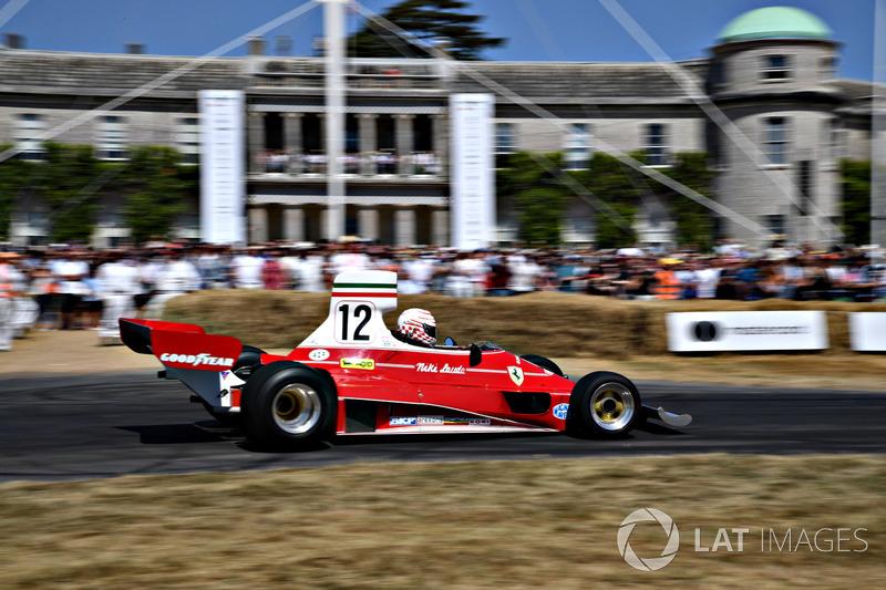 Ferrari 312T Giancarlo Casoni