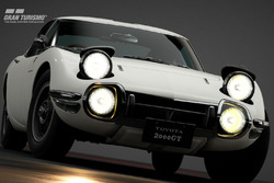 Toyota 2000GT '67