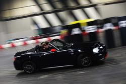 Fiat Abarth en acción