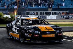 Хуан Пабло Монтойя за кермом Whelen NASCAR