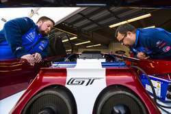 Chip Ganassi Racing techneuten