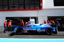 #6 CEFC TRSM RACING Ginetta G60-LT-P1
