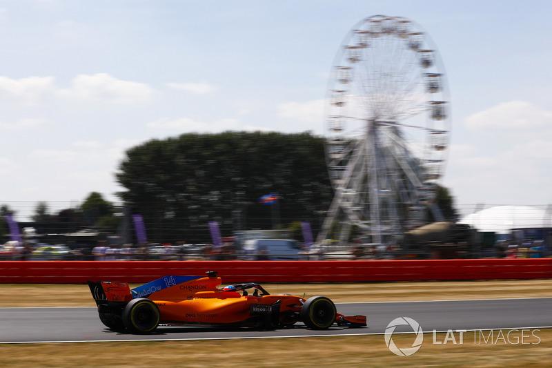 Día 19: libres 3 y clasificación del GP de Gran Bretaña