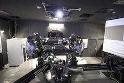 Porsche Team simulator