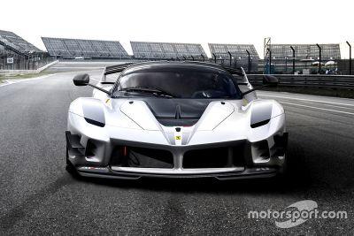 Präsentation: Ferrari FXXK Evo
