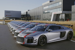 Consegna Audi R8 LMS GT4