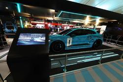 The Jaguar I-Pace eTrophy, la vettura