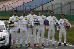Pilotos Mercedes 2018