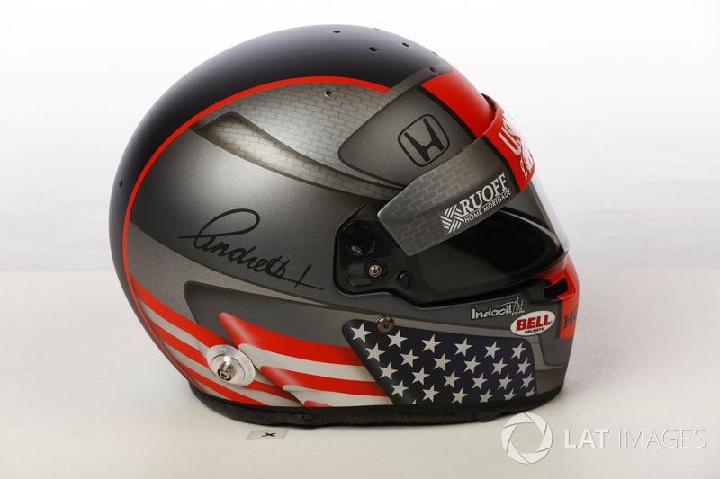 #98: Marco Andretti, Herta - Andretti Autosport, Honda