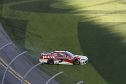 Michael Annett, JR Motorsports, Pilot Flying J Chevrolet Camaro, incidente