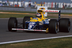 Thierry Boutsen, Williams FW13B