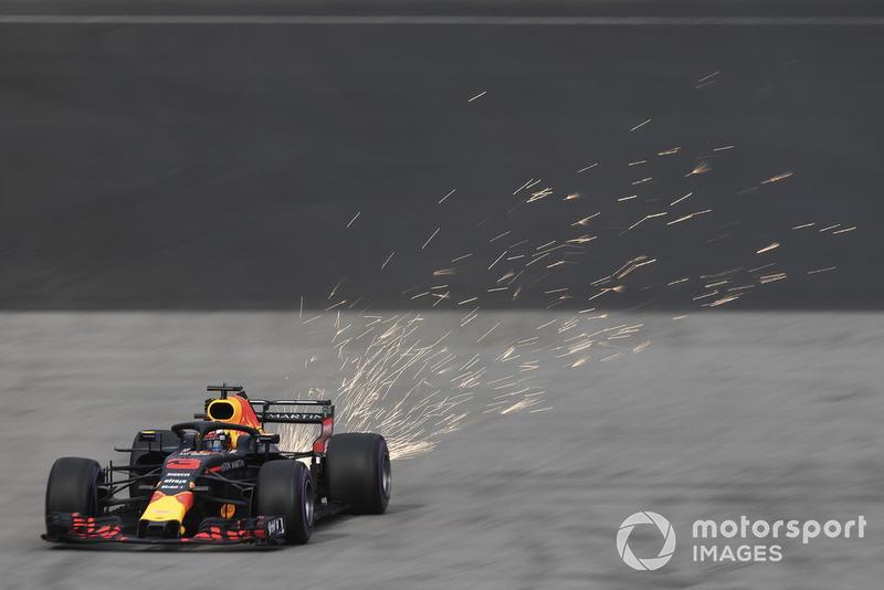 Даніель Ріккардо, Red Bull Racingg RB14