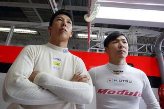 小暮卓史&大津弘樹(Takashi Kogure and Hiroki Otsu)#34 Modulo Drago CORSE