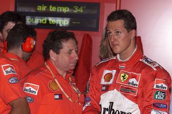 Michael Schumacher, Ferrari, Jean Todt, Ferrari