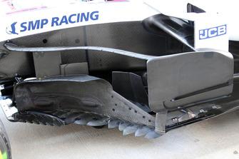 Williams FW41 barge board