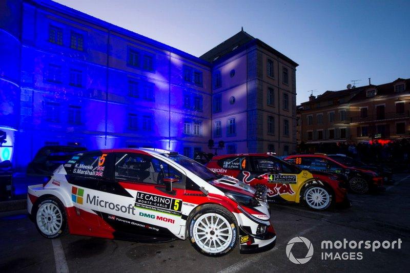 Машини в Монте-Карло
