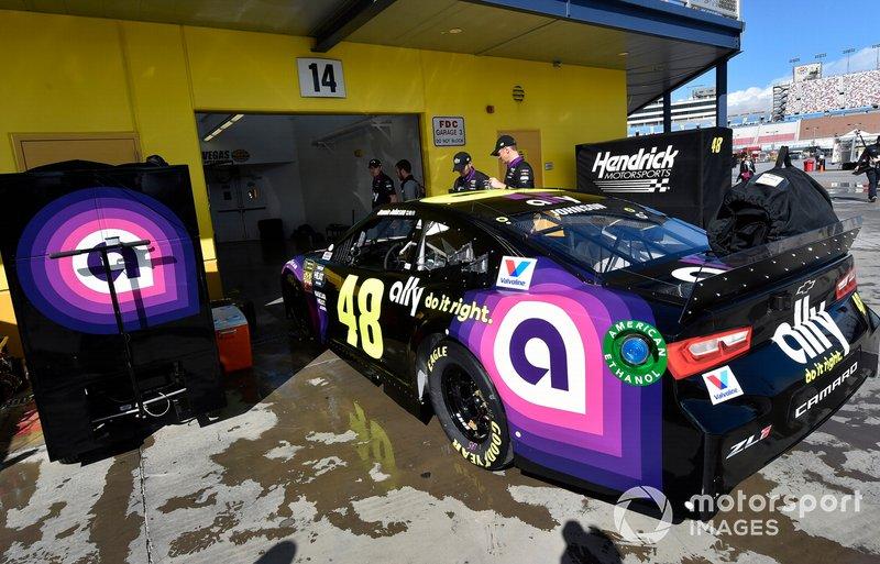 Jimmie Johnson, Hendrick Motorsports, Chevrolet Camaro Ally