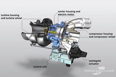 Scarico elettrico Mercedes-AMG