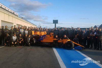 Pirelli Paul Ricard Kasım testi