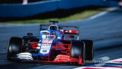 Testy F1 - Barcelona II