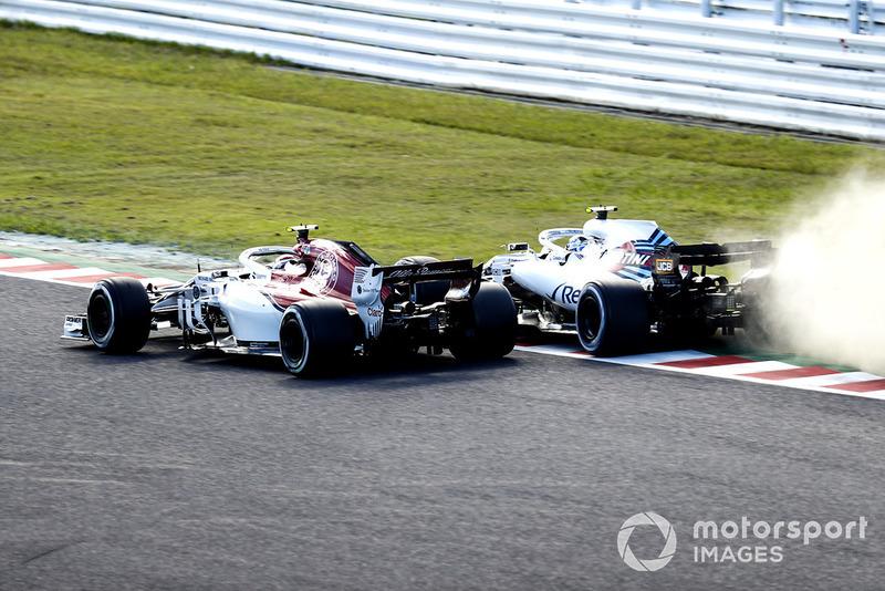 Sergey Sirotkin - Williams: 7 puan