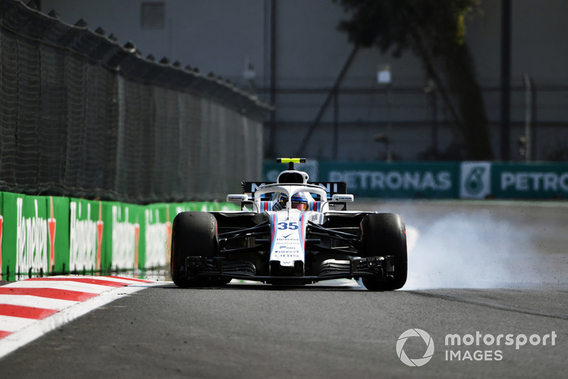 19: Sergey Sirotkin, Williams FW41, 1'17.886