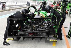 #31 Extreme Speed Motorsports Ligier JS P2 - Nissan: Ryan Dalziel, Luis Felipe Derani, Christopher Cumming