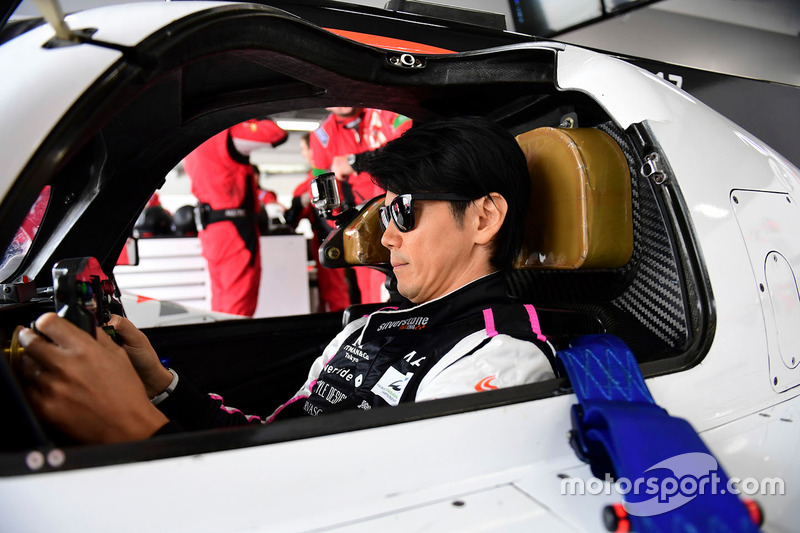 #45 Manor Oreca 05 Nissan: Shinji Nakano