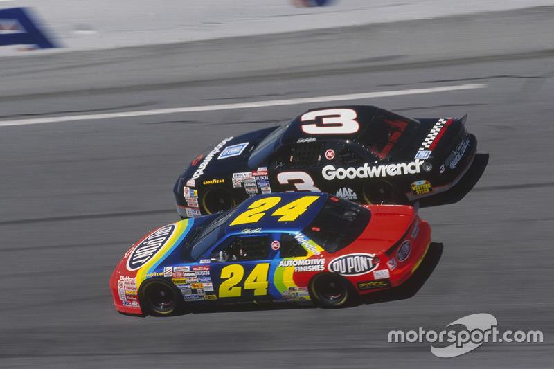DuPont и Jeff Gordon/Hendrick Motorsports