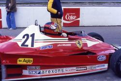 Gilles Villeneuve, Ferrari 312T2