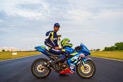 Red Bull Road to Rookies Cup winner Sachin Choudhary