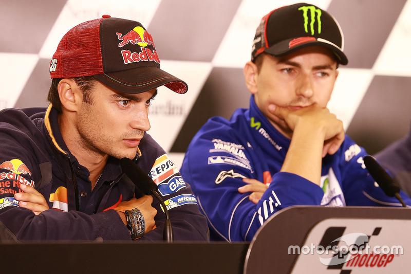 Dani Pedrosa, Repsol Honda Team, Jorge Lorenzo, Yamaha Factory Racing