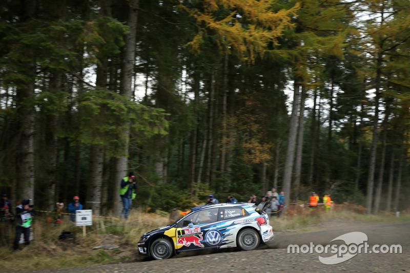 Sebastien Ogier, Julien Ingrassia, Volkswagen Polo, Volkswagen Motorsport
