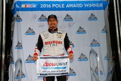 Le détenteur de la pole, Alex Tagliani, Team Penske Ford