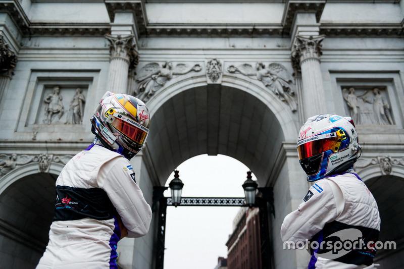 Sam Bird, DS Virgin Racing, Marble Arch