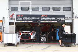 Nissan Gt Academy Team RJN Nissan GT-R Nismo GT3