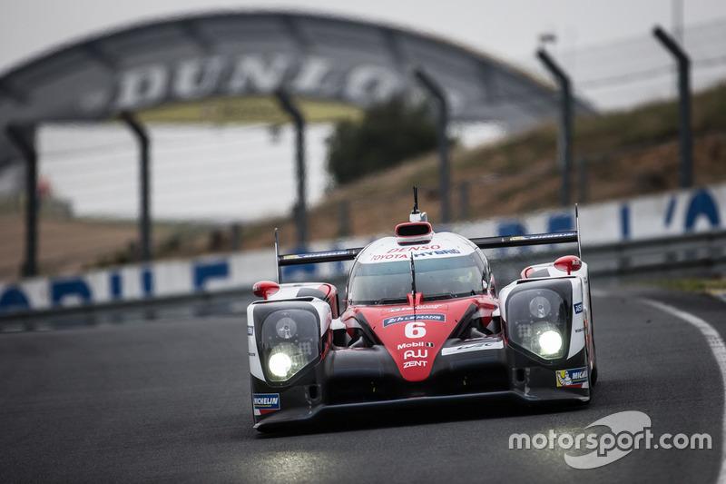 #6 Toyota Racing Toyota TS050 Hybrid: Стефан Сарразан, Майк Конвей, Камуі Кобаясі, Алекс Вюрц