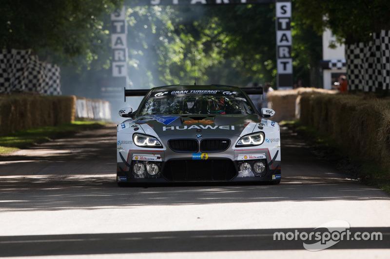 BMW M6 GT3 - Duncan Huisman