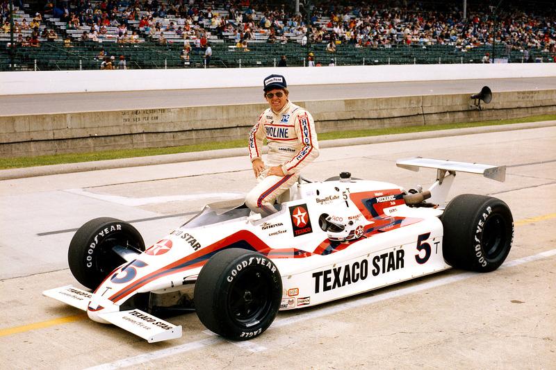 1983: Tom Sneva
