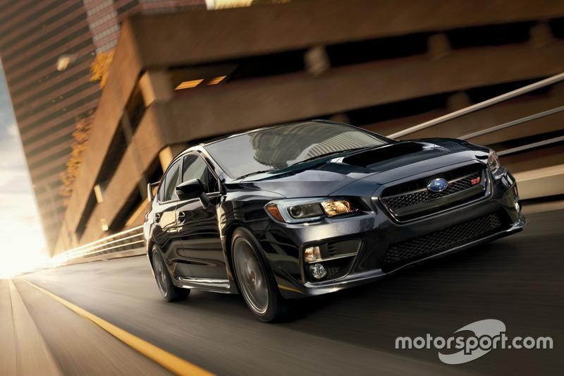Subaru WRX STi MY2017