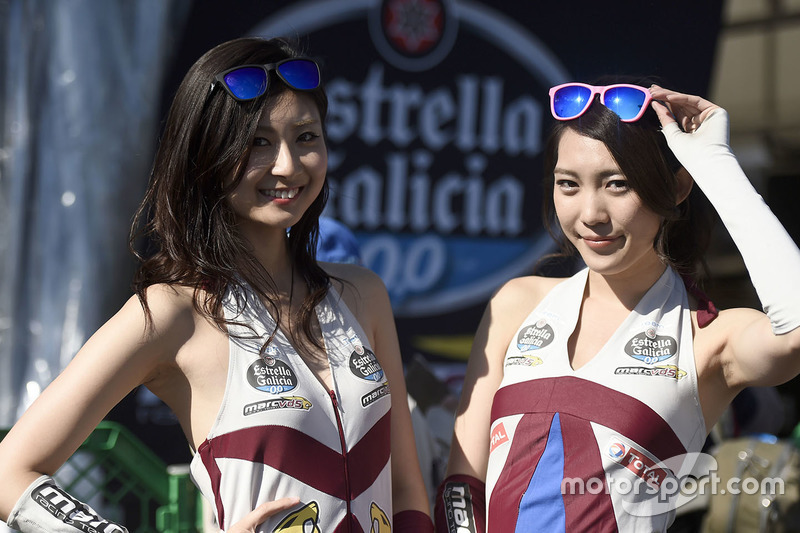 Chicas Marc VDS Racing