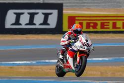 Михаэль ван дер Марк, Honda WSBK Team