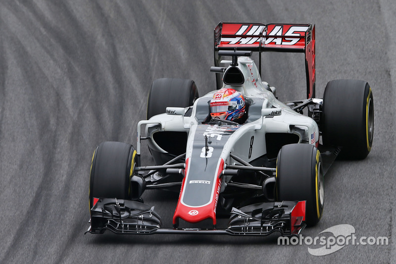 7: Ромен Грожан, Haas F1 Team VF-16