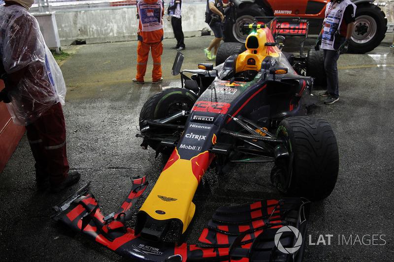 6 місце — Макс Ферстаппен, Red Bull — 143