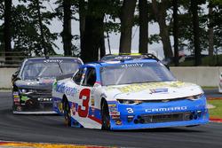 Scott Lagasse Jr, Bellin Health / American Cancer Society Chevrolet Camaro and Parker Kligerman, ComServe Wireless Chevrolet Camaro