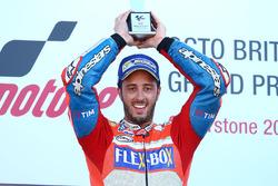 1. Andrea Dovizioso, Ducati Team