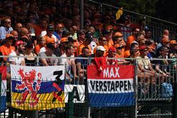 Max Verstappen, Red Bull Racing, fans