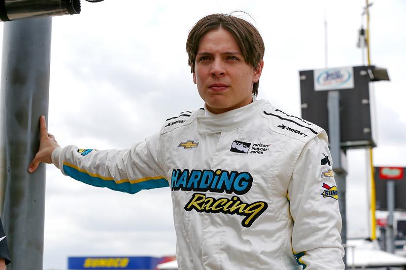 #88 Gabby Chaves, Harding Racing / Chevrolet
