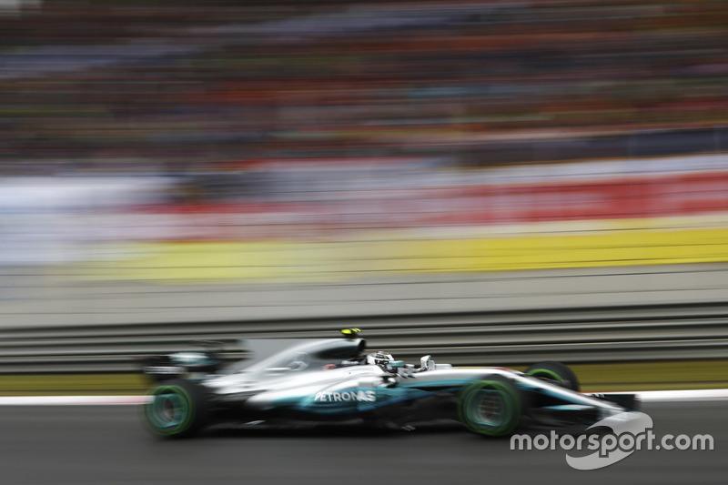 Nico Rosberg, Mercedes AMG F1 W08 Hybrid